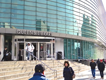 Queens Library Lawsuit Controversy Reform Bill | queens library trustees fired queens library trustees sue borough president melinda katz nye senators pass queens library reform bill