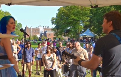 Astoria Music Now - Photos & Video | astoria music now music festival rock concert astoria park