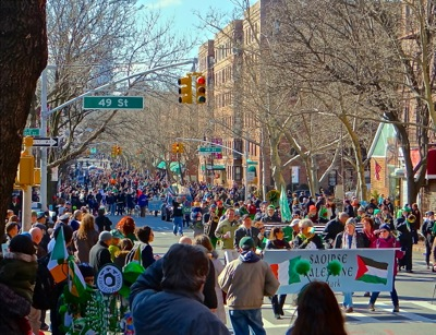 St Pat's For All Parade 2016 - St Patricks Day Parade Queens | st pats for all parade 2016 sunnyside queens st patricks day parade queens