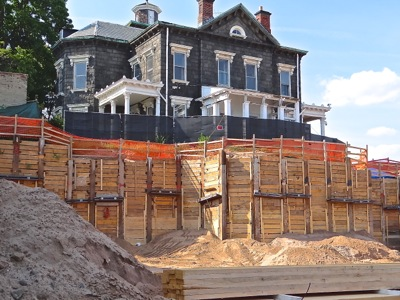 Steinway Mansion - Real Estate Development in Astoria | real estate development northern ditmars astoria queens real estate development steinway mansion