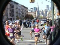 NYC Marathon 2008 - Queens LIC Long Island City | NYC Marathon Long Island City LIC neighborhood Queens New York City NY Running Queens Marathon Queens Sporting events Long Island City section LIC Queens NY