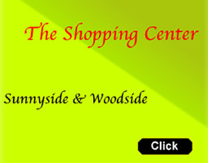 Sunnyside / Woodside Shopping Center & Map | shops and shopping in Sunnyaide and Woodside