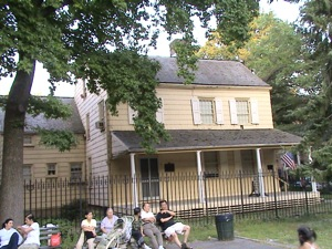 Kingsland Homestead - Queens History | The Kingsland Homestead Flushing NY Queens Historical Society Offices Flushing Queens History