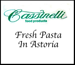 Cassinelli Food Products - Fresh Pasta In Queens | Cassinelli Food Products Astoria NY Queens NY Cassinelli fresh pastas queens ny fresh pasta in astoria tortellini ravioli cappelloni manicotti