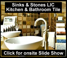 Sinks & Stones - LIC Queens | Sinks & Stones tile  stone granite LIC Long Island City Queens tile stores in lic queens ny