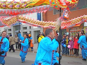 Chinese New Year Parade 2011 Photos | chinese new year parade 2011 photos flushing queens chinese new year parade 2011 photos the year of the rabbit