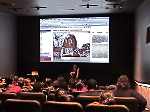 Political Advertising Workshop In Astoria Queens - Museum of the Moving Image | political advertising workshops in queens teens take the city ymca program in queens teens take the city political advertising workshop at the museum of the moving image in astoria queens nyc