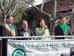<hr />   A - St Pats Parade in Queens