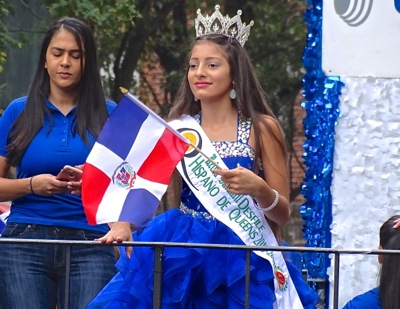 jackson heights parades photos dominican parade nyc