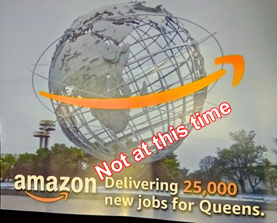 amazon direct mail ad to queens community january 2019 image