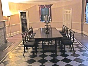 King Manor Museum Dining Room Jamaica Queens NY