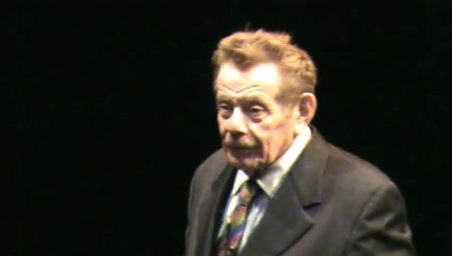 jerry stiller live performance Queens Theater In The Park Flushing Queens NY