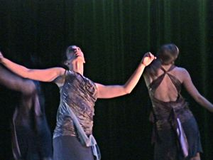 valerie green dance entropy laguardia performing arts center long island city ny
