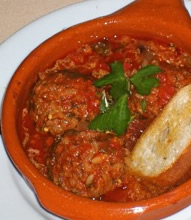 greek meatballs aegean cove restaurant astoria ny queens