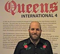 david strauss director of external affairs Queens Museum of Art Flushing NY