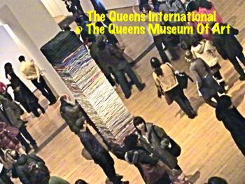 Queens International Art Exhibit Queens Museum Of Art Flushing
