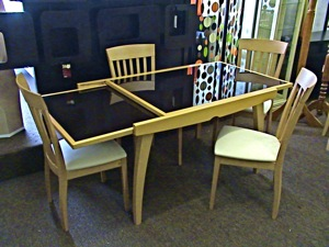 Bon Dining Room Set Table Chairs Furniture Astoria Ny Queens
