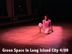 Green Space Dance performance event Long Island City