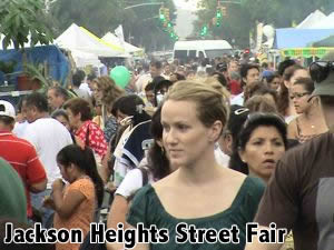 Jackson Heights Street Fair Festival Jackson Heights Queens nyc
