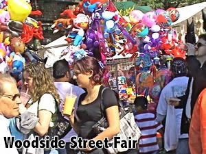 Queens Woodside Street Fair Festival Woodside NY
