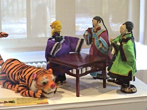 Flushing Town Hall Art Cultural Exhibit Flushing Queens NY