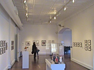 art gallery Flushing Town Hall Flushing Queens ny