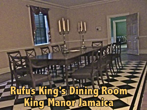 King Manor Historic site Jamaica History Queens NY