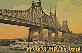 Queens History Queensboro Bridge History Long Island City Astoria Queens NY