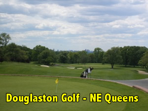 Douglaston Public Golf Course Queens NY