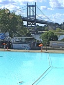 Astoria Park Pool Astoria Queens swimming pools