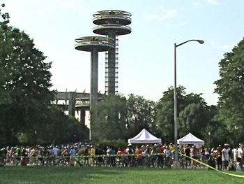 Bicycling Trails Courses Maps Queens NY