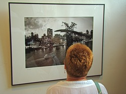 The Divide Photography Exhibit Topaz Arts Woodside Queens