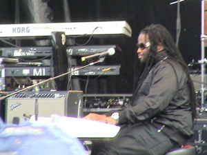 Gramps Morgan Reggae Concert Queens