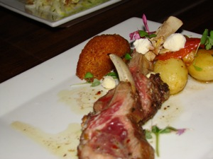 lamb chops cavo restaurant queens ny