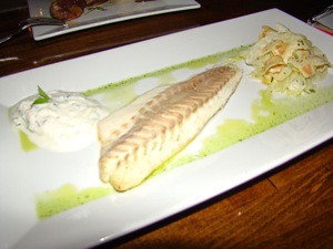 branzino fish restaurants queens ny