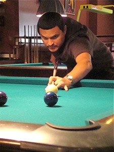 tony robles pool player queens ny