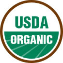 USDA organic seal queens