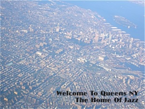 aerial view of Queens NY 2008