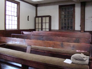 friends meeting house quaker history flushing ny