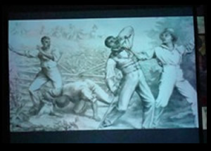 history of negro slave trade jamaica ny