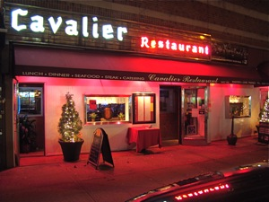 cavalier restaurant and lounge