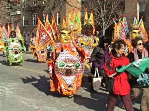 Chinese New Year Parade Flushing