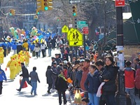 chinese new years parade photos queens ny