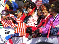 chinese new year parade queens photos