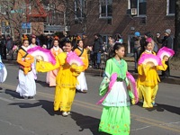 photos chinese new year parade queens 2010
