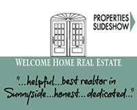 welcome home real estate sunnyside