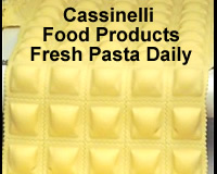 Cassinelli Pasta Astoria Queens