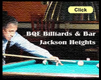 BQE Pool Halls Jackson Heights