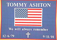 tommy ashton foundation 911