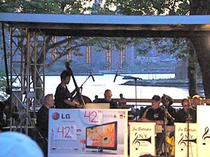 summer concerts queens 2010